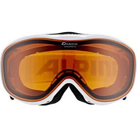 Alpina Challenge 2.0 Doubleflex S2 Goggle white